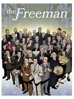 cover of The Freeman: Fall 2016